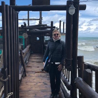 Anne Bernard, Conseillère externe, Voyages Infinity